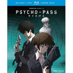Psycho-Pass season one