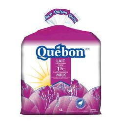 Quebon 1% milk