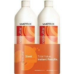 Matrix Total Results Sleek Shampoo & Conditioner