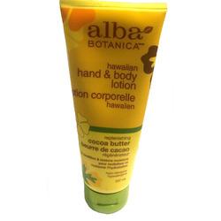 Alba Botanica Hawaiian Hand and Body Lotion - Replenishing Cocoa Butter