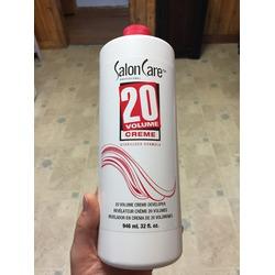 Salon care 20 volume cream peroxide