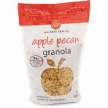 Western Family Apple Pecan Granola