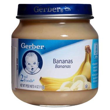 heinz banana baby food