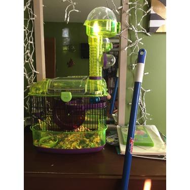 Petville hamster cage