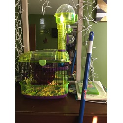 Petville hamster cage
