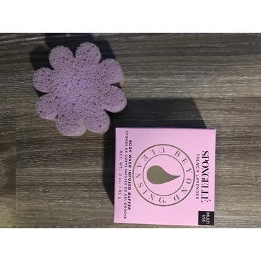 Spongellé Bulgarian Rose Limited Edition Buffer