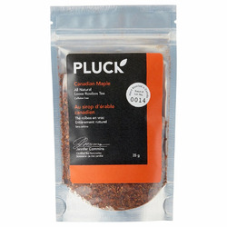 Pluck Tea in Canadian Maple