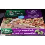 Marie Callender Creamy chicken Alfredo