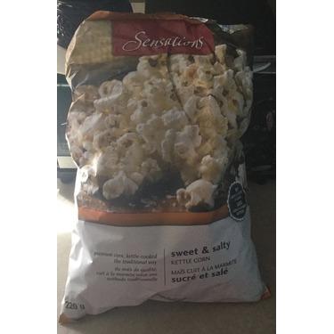 Sensations sweet & salty kettle corn