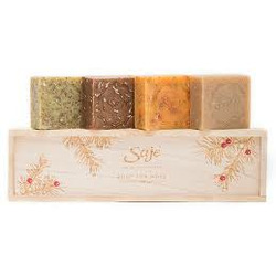 Saje Soap Bars