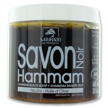 Savon noir Hamman