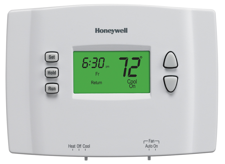 Honeywell 7 Day Programmable Thermostat Rth2510b Reviews In Thermostat