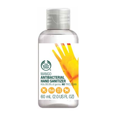 The Body Shop Antibacterial Hand Sanitizer