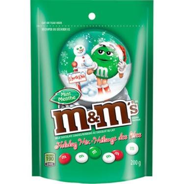 M&M;'s Mint Chocolate Candy