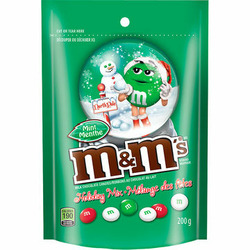 M&M;'s Mint Chocolate Candy