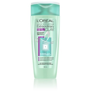 L'Oreal Paris Hair Expertise Extraordinary Clay Shampoo
