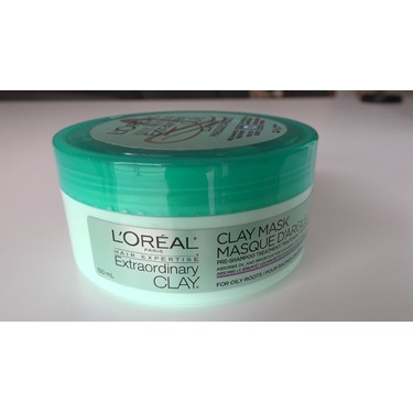 L'Oreal Paris Hair Expertise Extraordinary Clay Mask