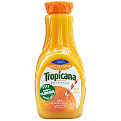 Tropicana Pure Premium Calcium + Vitamin D (no pulp)