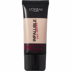L'Oreal Infallible Pro-matte Foundation