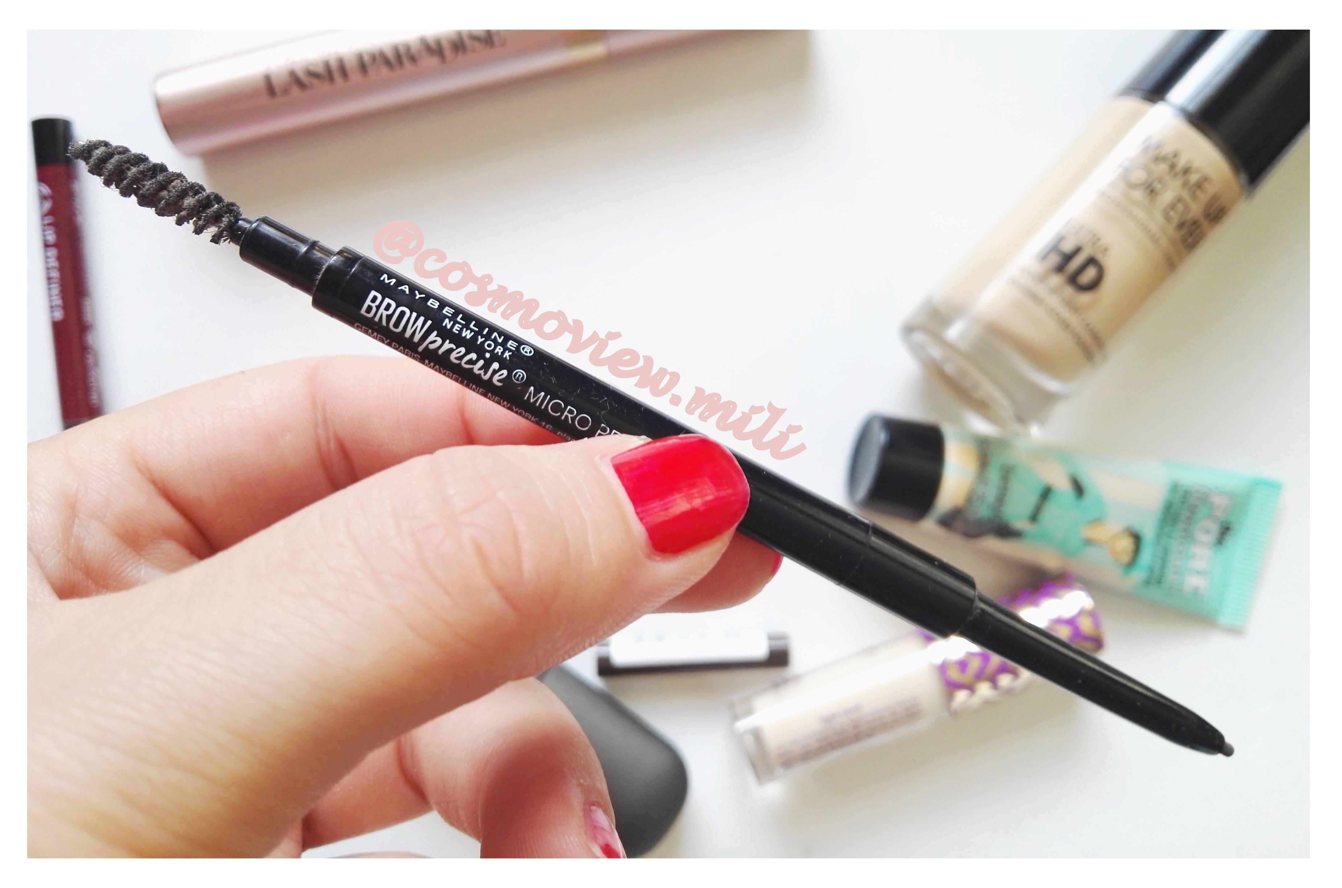 maybelline new york brow precise micro pencil reviews in eyebrow care chickadvisor