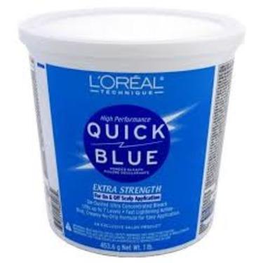 L'oreal Quick Blue lightener
