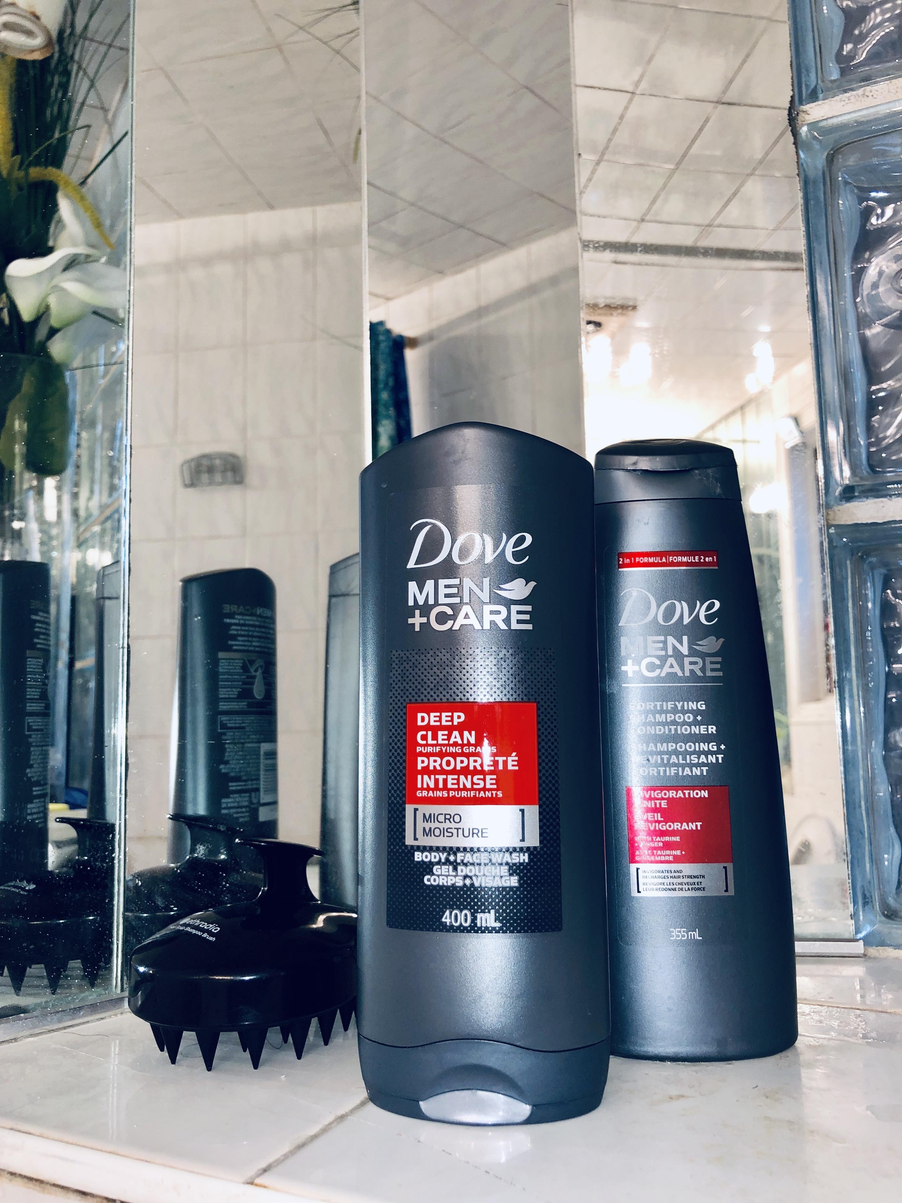 Dove Men Care Deep Clean Micro Moisture Body Face Wash Reviews In Men S Body Wash Chickadvisor