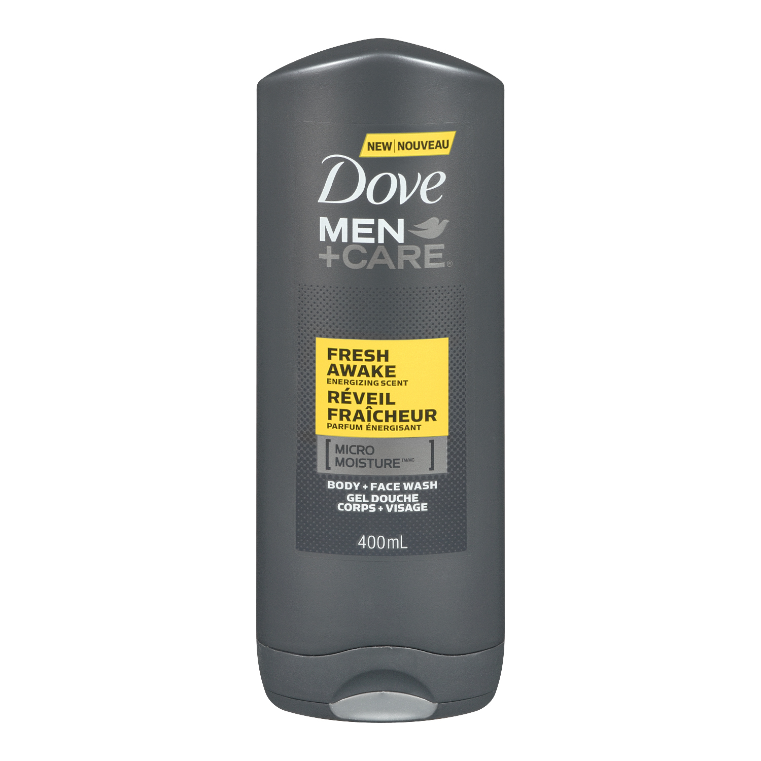 Dove Captures New Share with Men+Care Expansion