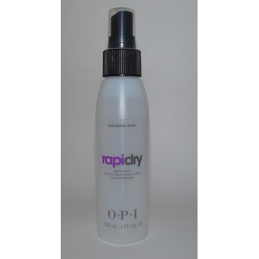 OPI RapiDry Nail Dryer Spray Reviews In Polish