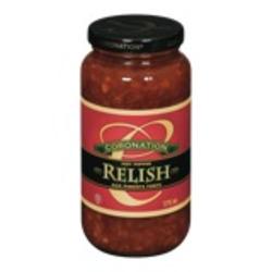 Coronation Pepper Relish