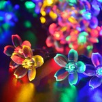 Bontech Solar Fairy String Lights 21ft