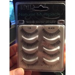 Ardell natural multipack 110 black falsies