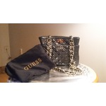 Guess Quilted Mini Tote