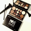 NYX Cosmetics Love Contours All Eye and Face Palette