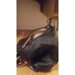 Lula Backpack Purse (black)