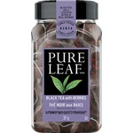Pure Leaf Black Tea with Berries, pyramid bags