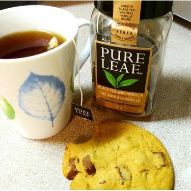 Pure Leaf Black Tea with Vanilla Loose Long Leaf