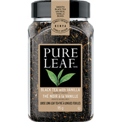Pure Leaf Black Tea with Vanilla Loose Long Leaf