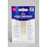 DMC Gold Embroidery Needles