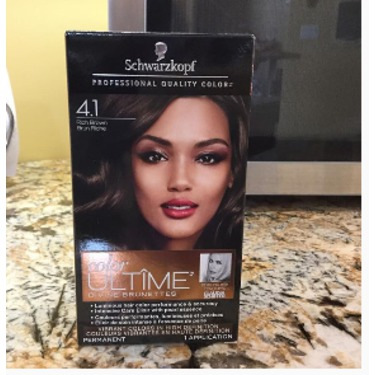 Schwarzkopf Professional Color Ultime 4 1 Rich Brown Reviews In Hair Colour Advisor