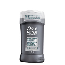 Dove Men+Care Cool Silver Deodorant Stick