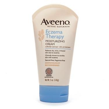 Aveeno Active Naturals Eczema Care Moisturizing Cream