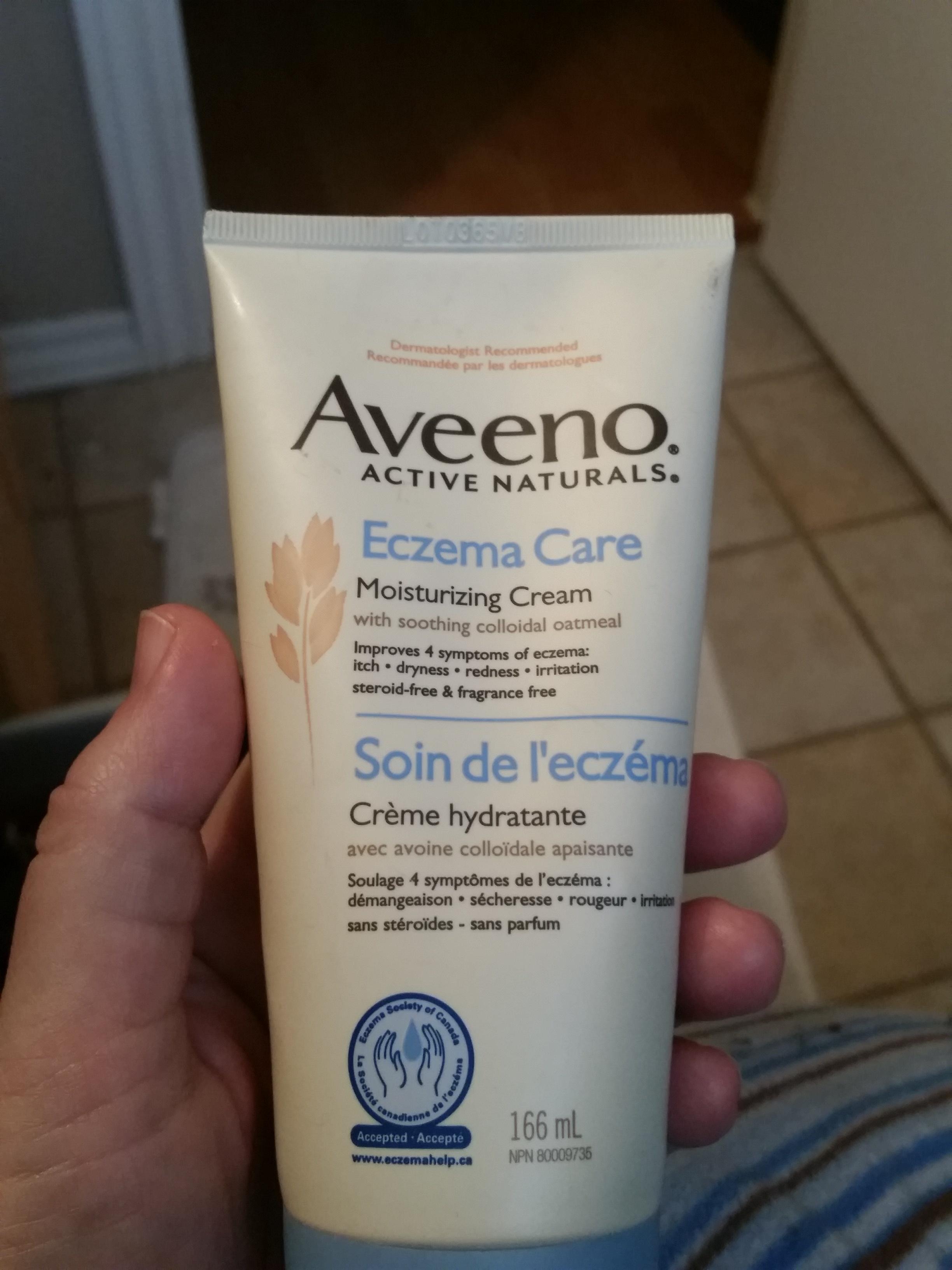 aveeno advanced care moisturizing cream