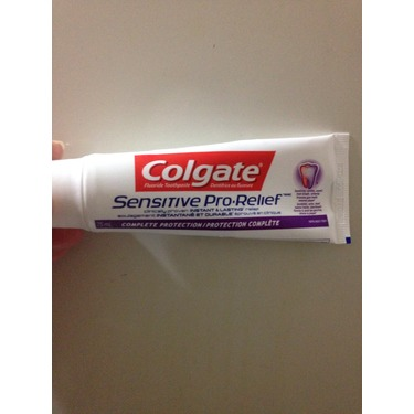 Colgate Sensitive Pro-Relief Complete Protection Toothpaste