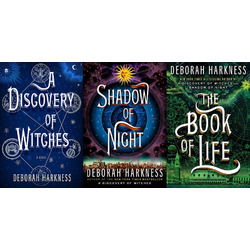 discovery of witches trilogy