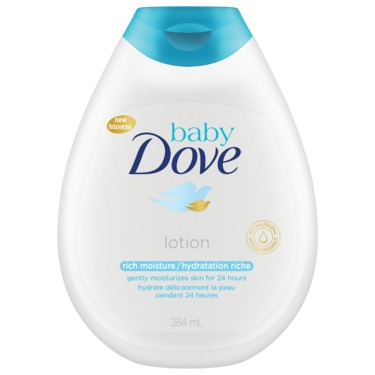 Baby Dove Rich Moisture Lotion