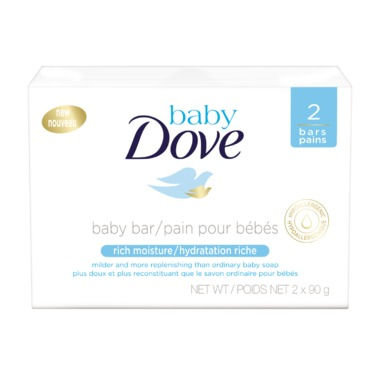 Baby Dove Rich Moisture Baby Bar