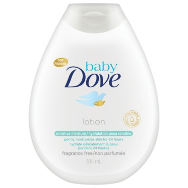 Baby Dove Sensitive Moisture Lotion