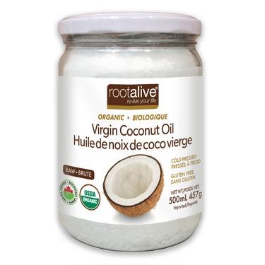 Rootalive Organic Virgin Coconut Oil