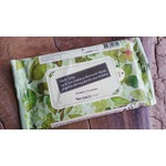The Face Shop Herb Day Lip & Eye Makeup Remover Wipes