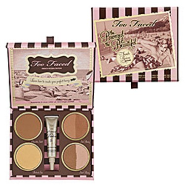 Too Faced The Bronzed and the Beautiful Bronzer Palette